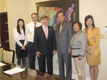 Chairman's U.S.A Visit --Bren