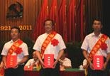 Shi Longguang, Chairman of th